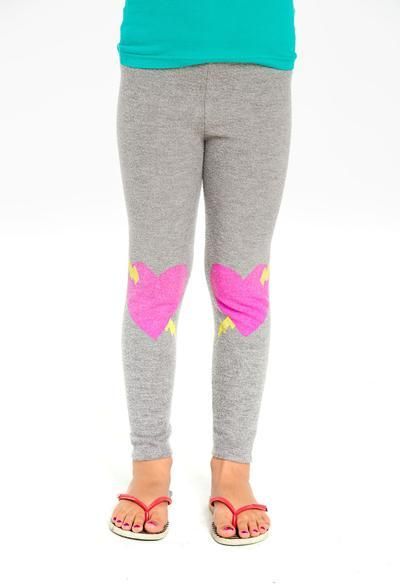 Heart Knees Legging