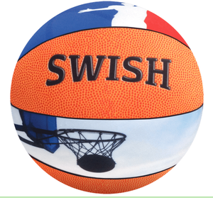 Basketball 3D Microbead Pillow