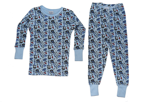 Boys 2-piece boys Guitar Pajama