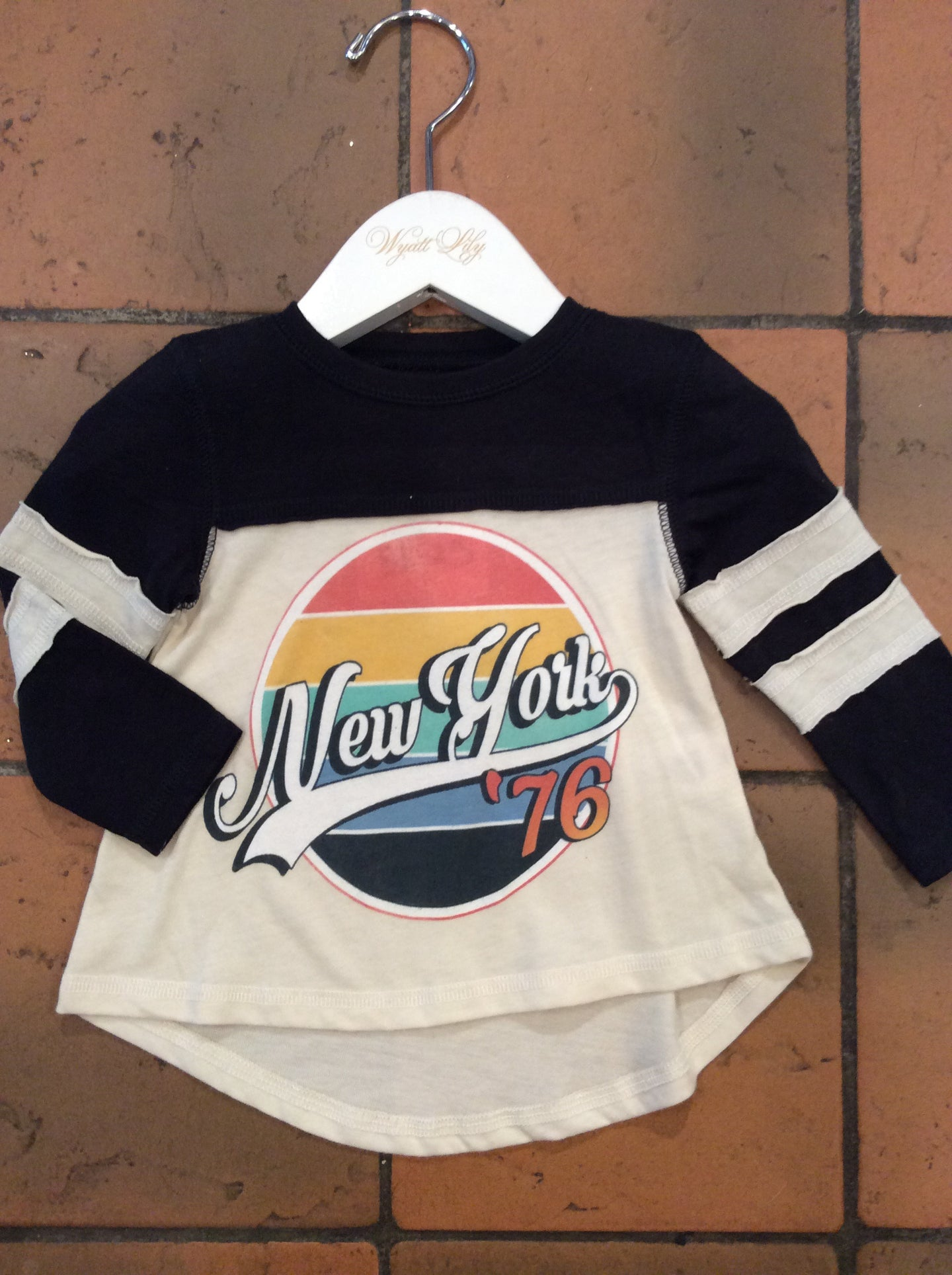 New York Raglan