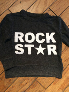 Rock Star Long Sleeve