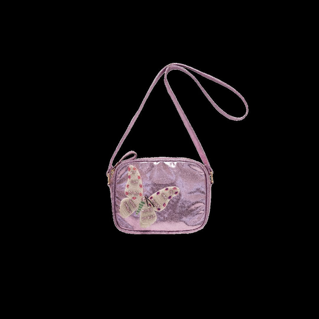 Butterfly Pink Dakoda Bag