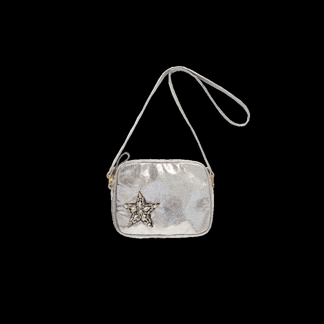 Silver Dakoda Bag