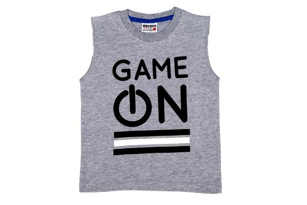 Game On Muscle Tank