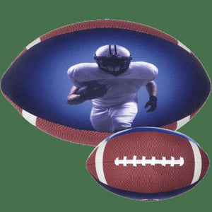 Football Pillow