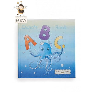 Ocho ABC Boardbook