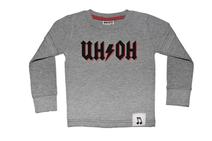 Boys Uh-Oh Long Sleeved Shirt