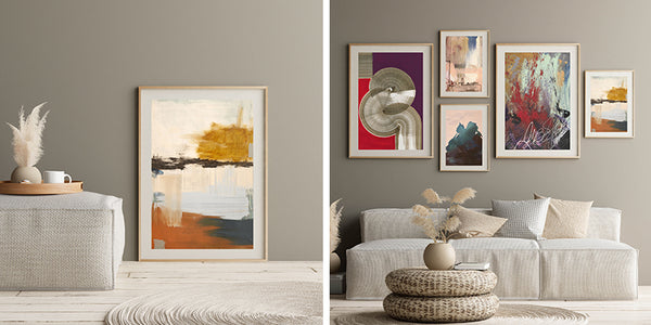 Designing the Perfect Art-Focused Living Room