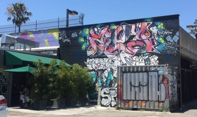 Street Walk: Art Around LA