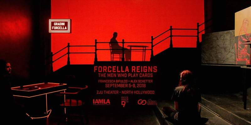 Forcella Reigns: The Men Who Play Cards