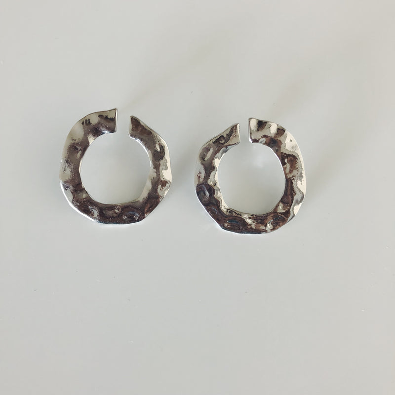 Wild & Free Hoop Earrings