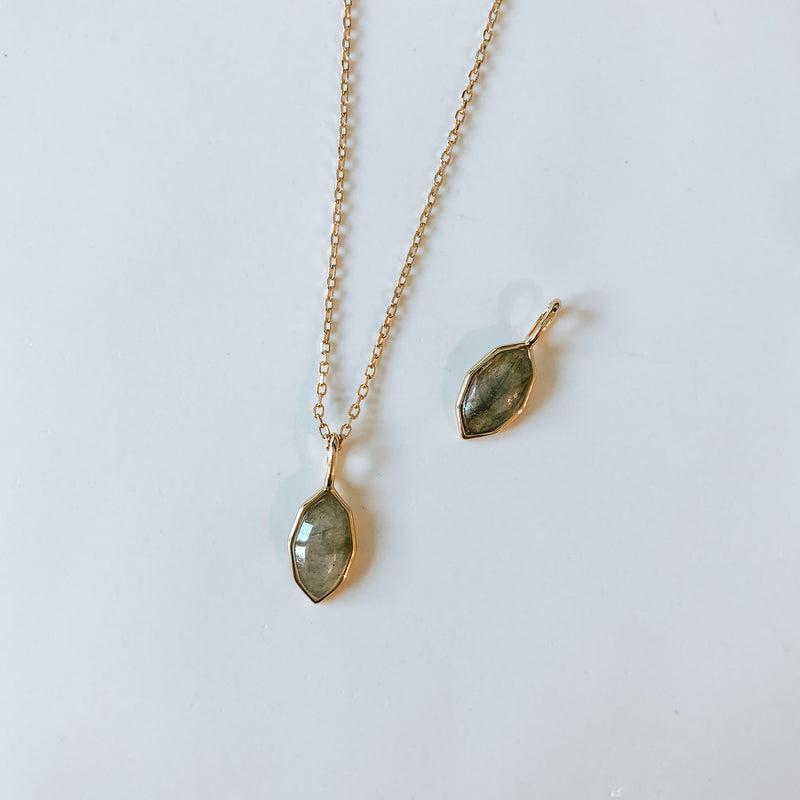 Essie Mystical Necklace - 14K Gold Vermeil