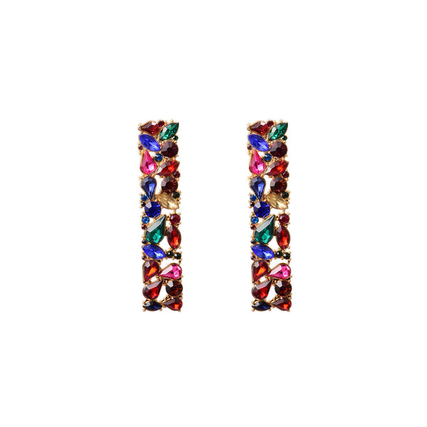 Spectrum Drop Earrings