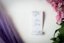 Swirly Fairy Tale Place Card Scrolls