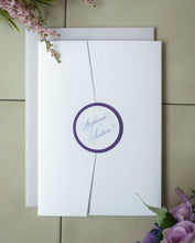 Double-Layered, Pocket Invitation Suites