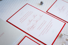 Layered Invitation Suites (Set of 5)