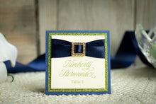 Bling & Satin, Sparkling Place Cards