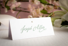 Place Cards with Pearls (Set of 5)