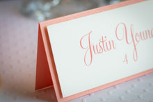 Layered Place Cards (Set of 5)