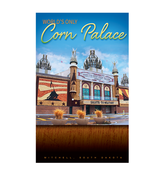 Corn Palace Book 2019-2020 Edition - Corn Palace Gift Shop