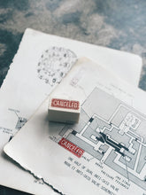 Office Basics Rubber Stamp