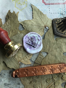 Loveletters02 Series Wax Seal