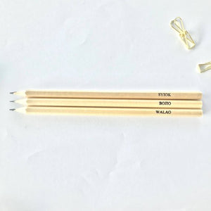 Kraft Pencils Pack