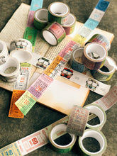 Washi Tape by FuFu Productions (MyJourneyByBus)