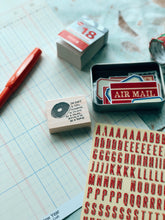Quotes Series Rubber Stamps