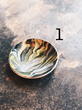 Polymer Clay Marble Bowl