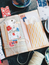 Pattern Paper Pockets