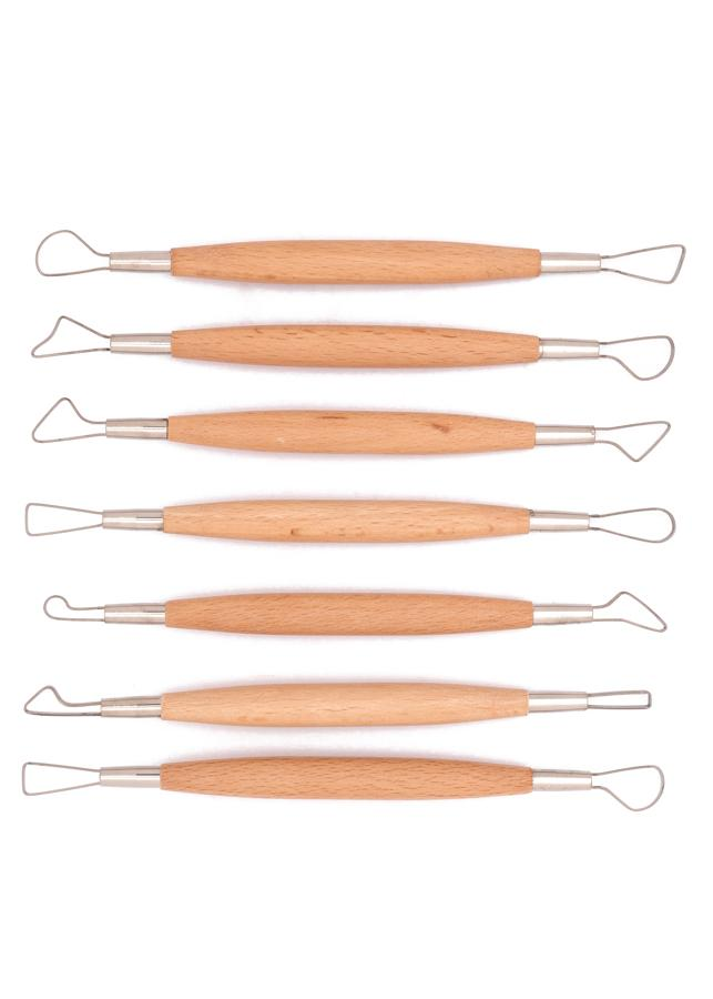 "Double-End Ribbon Tools Set 8"" (7pcs/set)"