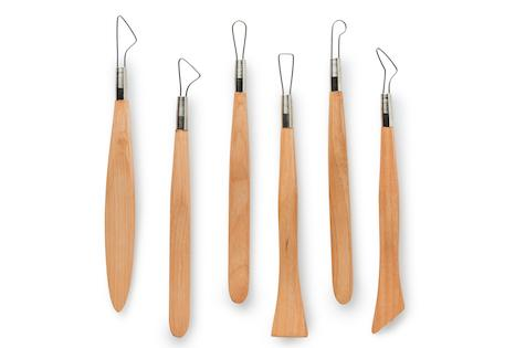 Modeling Tools Kits (6pcs/set)