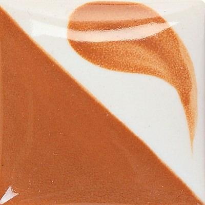 Concepts Underglazes by Duncan are made mostly for painting on bisque. These colours are glaze-based; therefore, when three coats are applied, they have a glossy sheen when fired. One, two, or three coats may be applied.Can be mixed with one another to achieve a wide variety of colors.