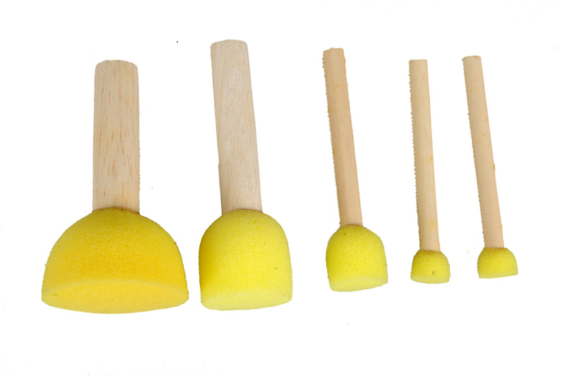 Sponge on a stick - set