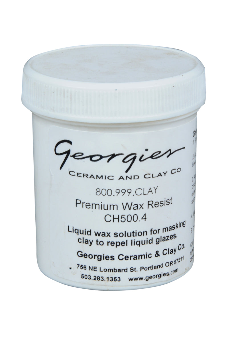 Georgies Wax Resist Premium - 4OZ