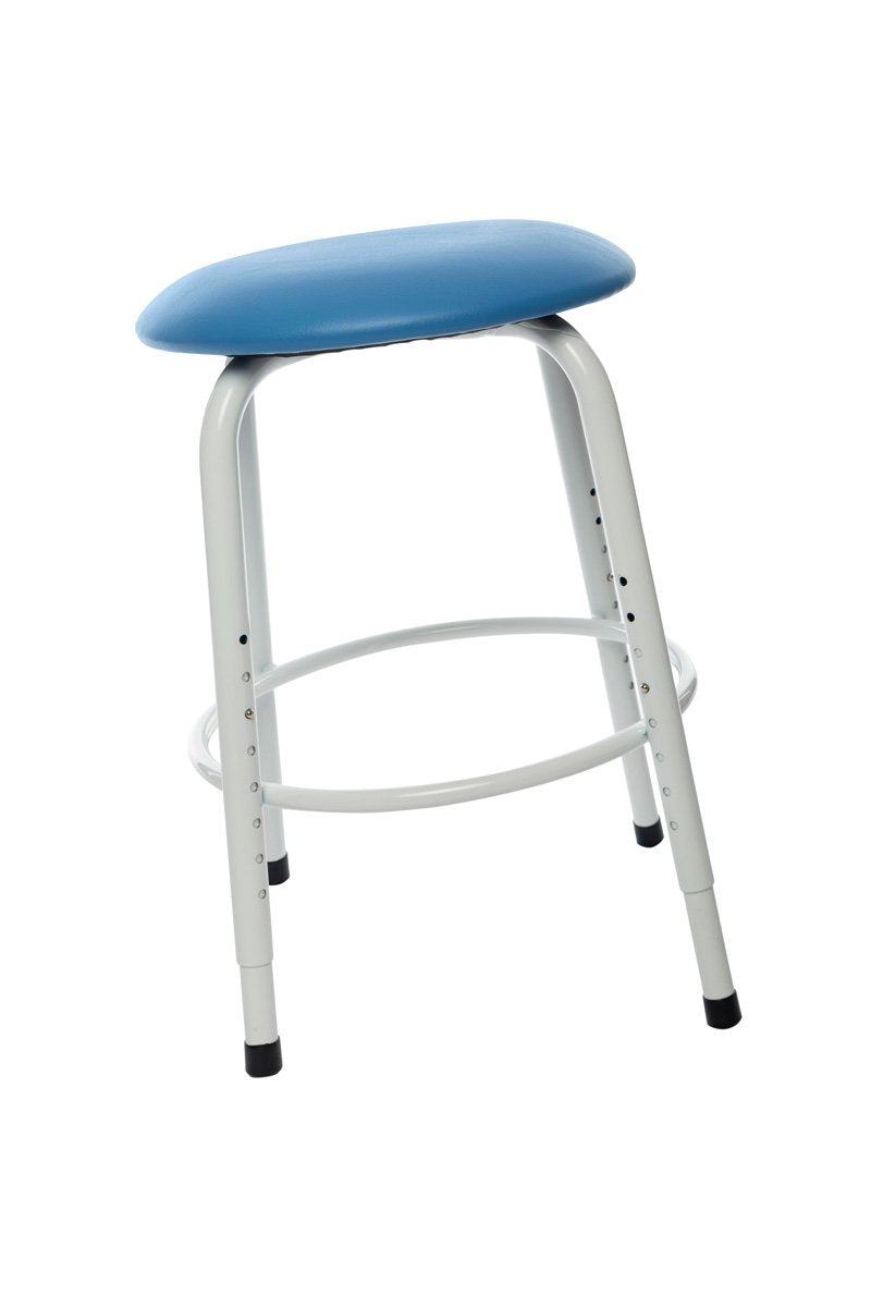 Adjustable Potters Stool