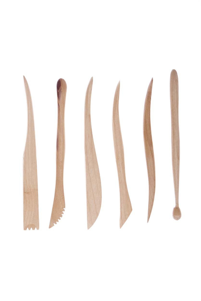 Modeling Tools Kits (6 pcs)