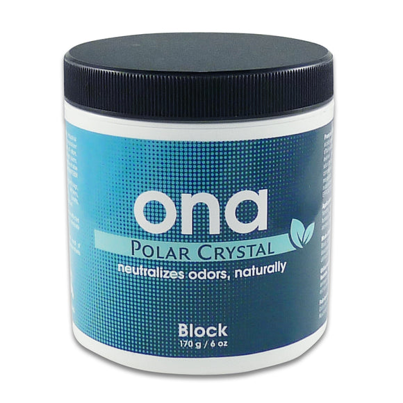 Ona Block 170g Polar Crystal