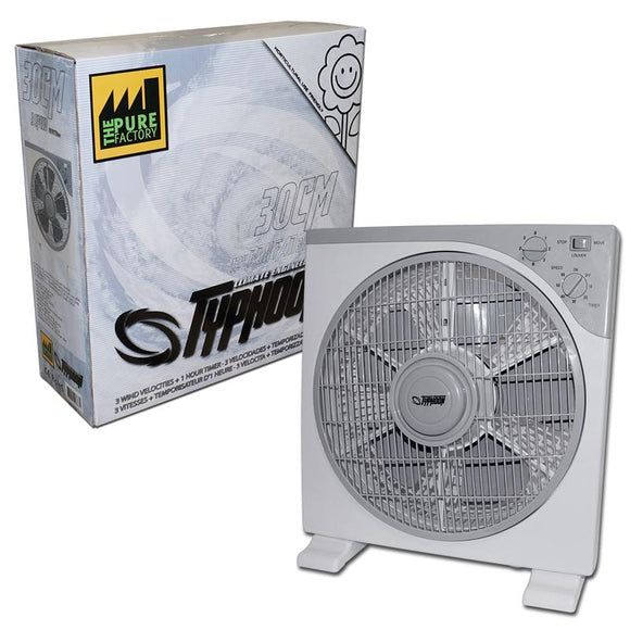 Pure Factory Boxfan 30cm,Typhoon ventilator