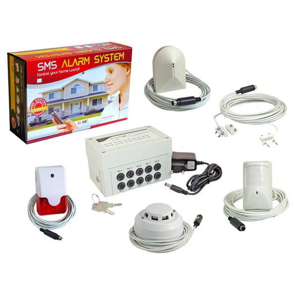 SMS Alarm Kontroler Set