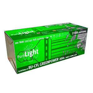 Pure Light CFL 200 W Greenpower (2100K)
