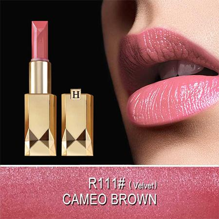 Luxury Gold Multi-facet Diamond Lipstick