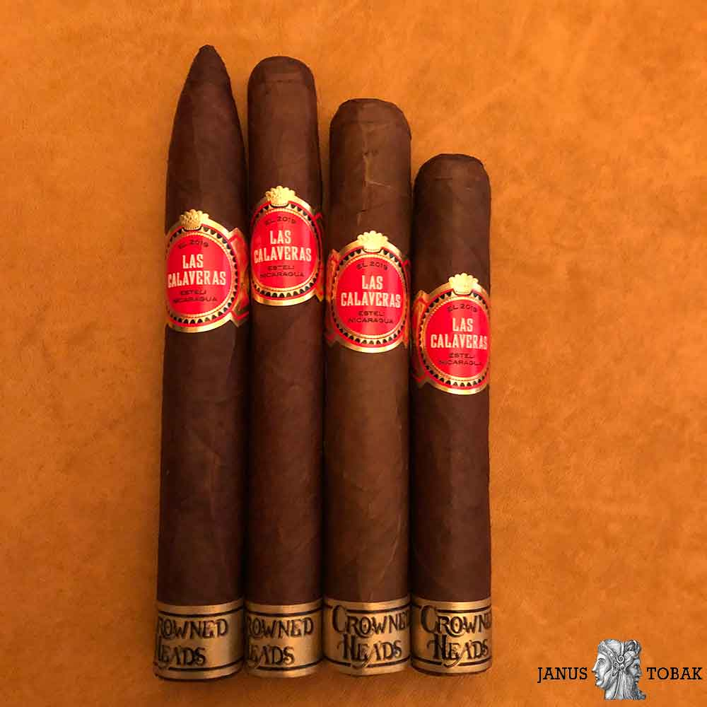Crowned Heads Las Calaveras LE 2019 Sampler