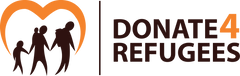 Donate4refugees logo