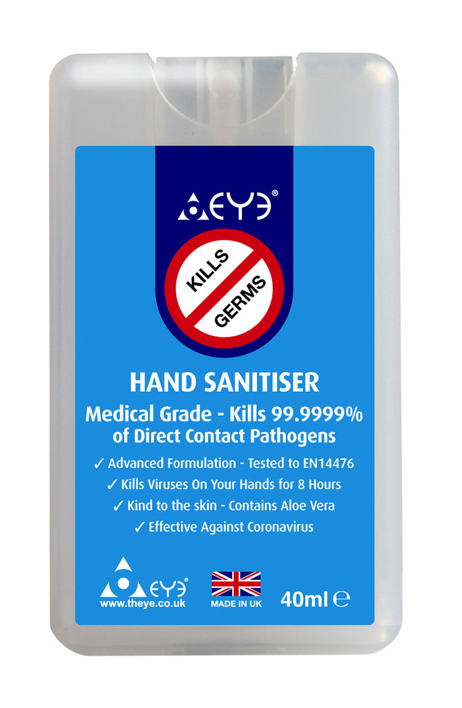 2 x Hand Sanitiser Micro Spray 42ml