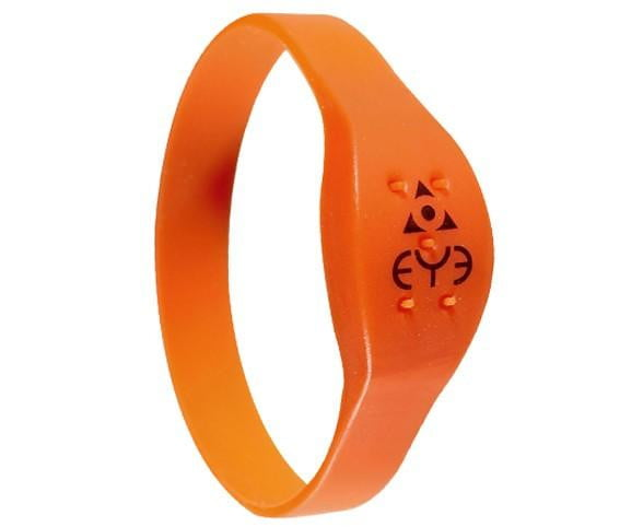 Mosquito Repellent Wrist Band - Orange