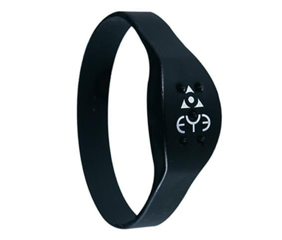 Mosquito Repellent Wrist Band - Black