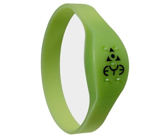 Mosquito Repellent Wrist Band - Green