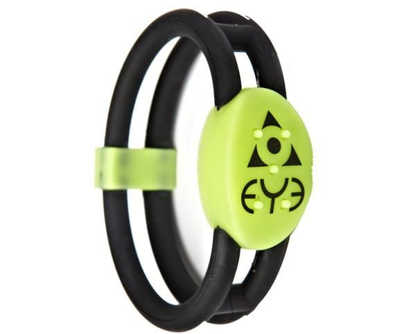 Mosquito Repellent Sports Band - Green (Extra Small)